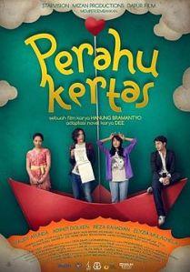 Poster Perahu Kertas